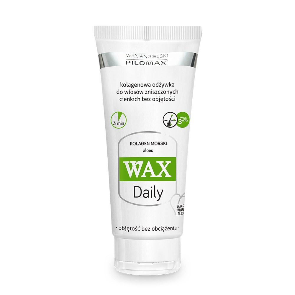 odżywka do wypadających włosów wax