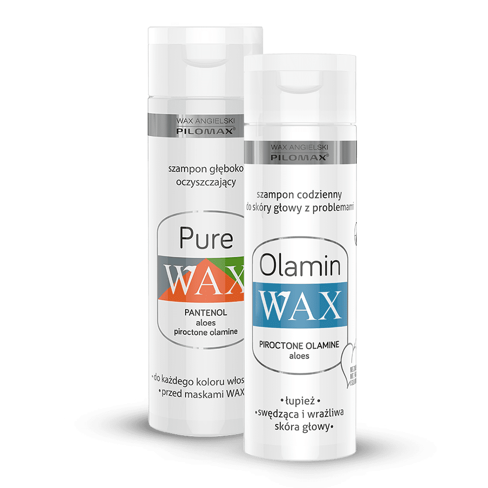 PURE WAX/OLAMIN WAX