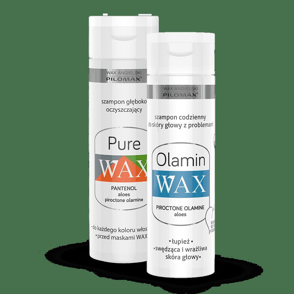 PURE WAX/OLAMIN WAX